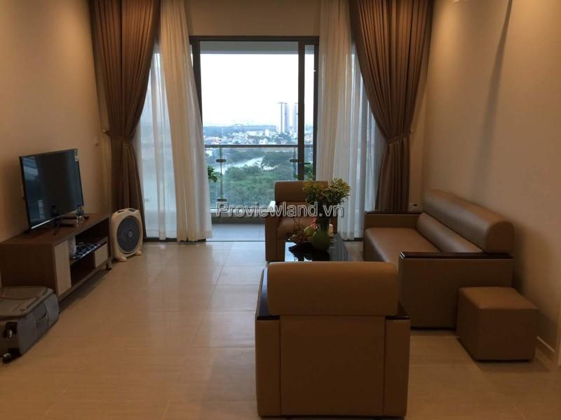 Diamond Island cần bán căn hộ sang trọng 2 phòng ngủ view sông tại tháp Canary