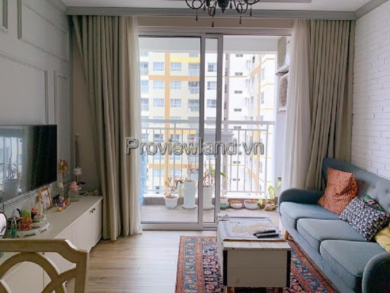 Apartment in Tropic Garden with 2 bedrooms on the middle floor for rent fully furnished