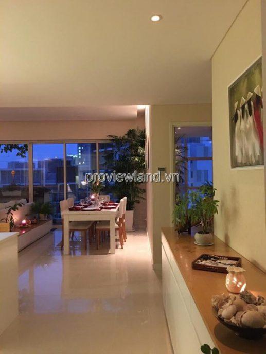 Estella luxury apartment luxurious exquisite design 148m2 3 bedrooms for rent