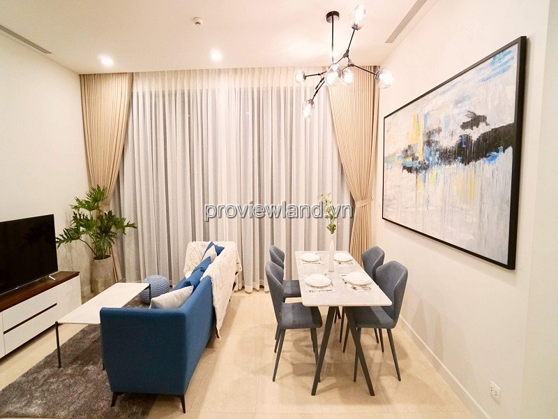 Apartment for sale in The Nassim with 3 bedrooms high class furniture block C in low floor