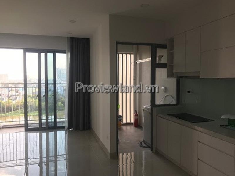 Cho thuê căn hộ Palm Heights full nội thất 2 phòng ngủ  tầng thấp