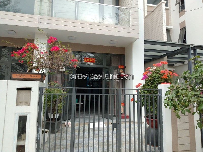 Villa for rent in Lavila East Saigon Kien A District 2 fully furnished