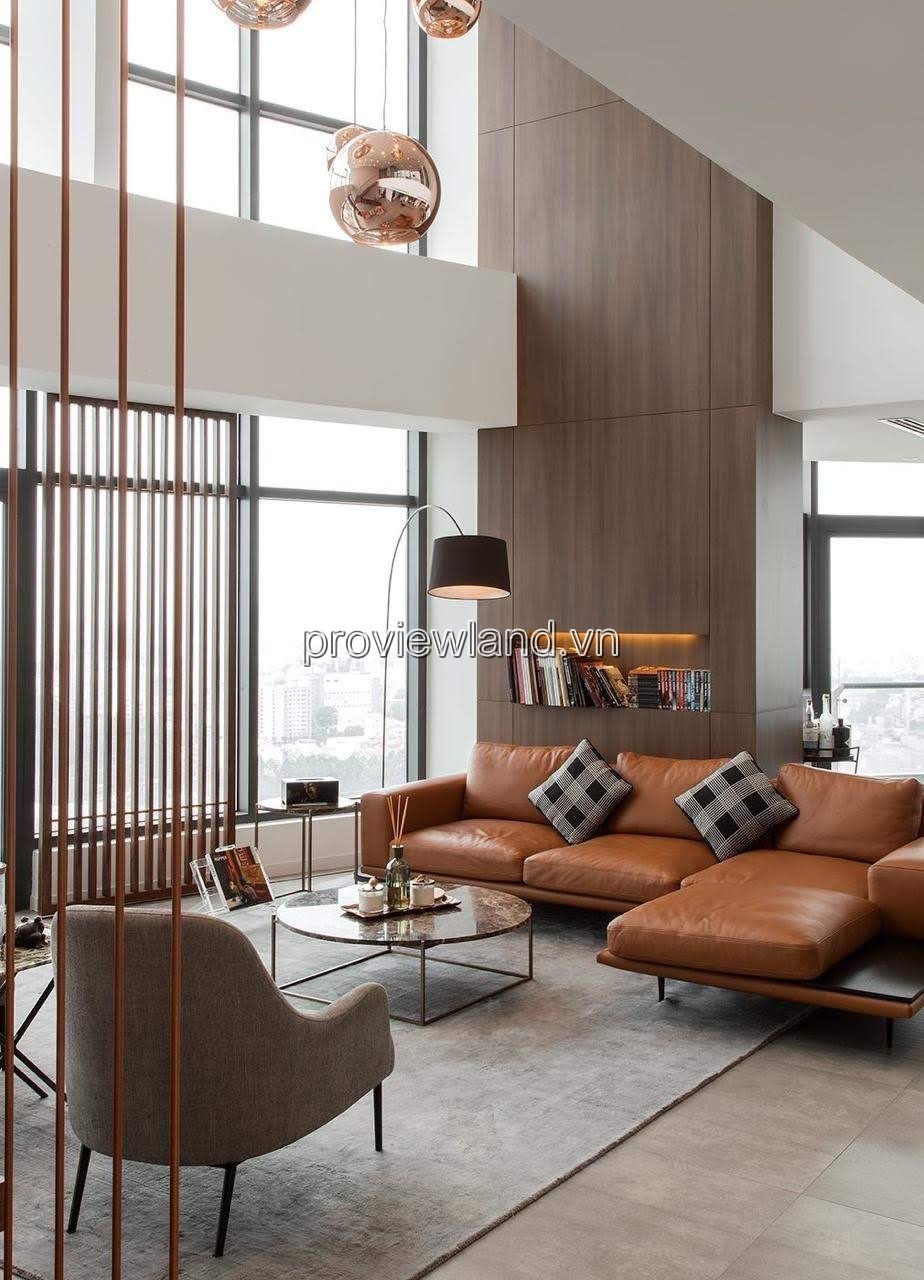Apartment for sale City Garden penthouse Tower B area 319m2 luxury furniture