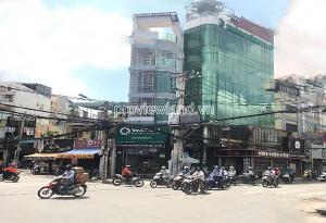 Ban nha Tran Huy Lieu Phu Nhuan 299m2