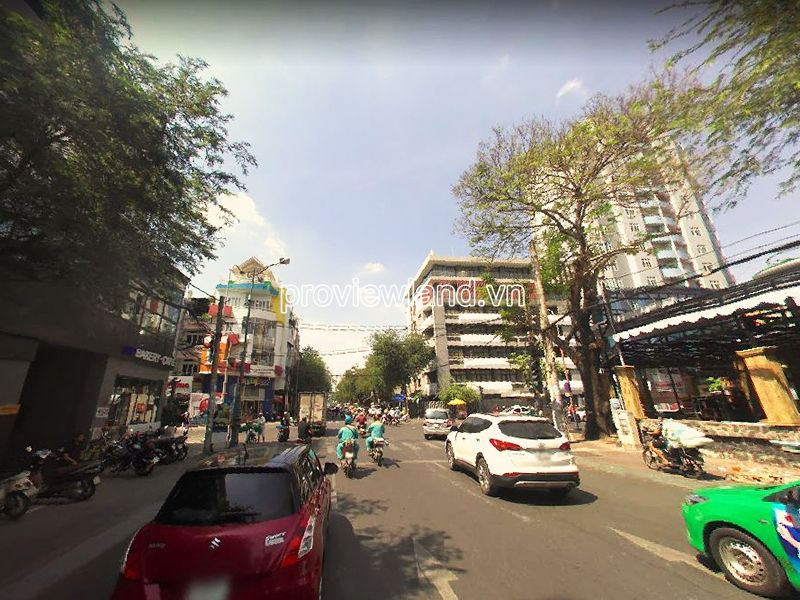 Office building frontage of Truong Truong District 3 with 1 basement 6 floor area 12x18m