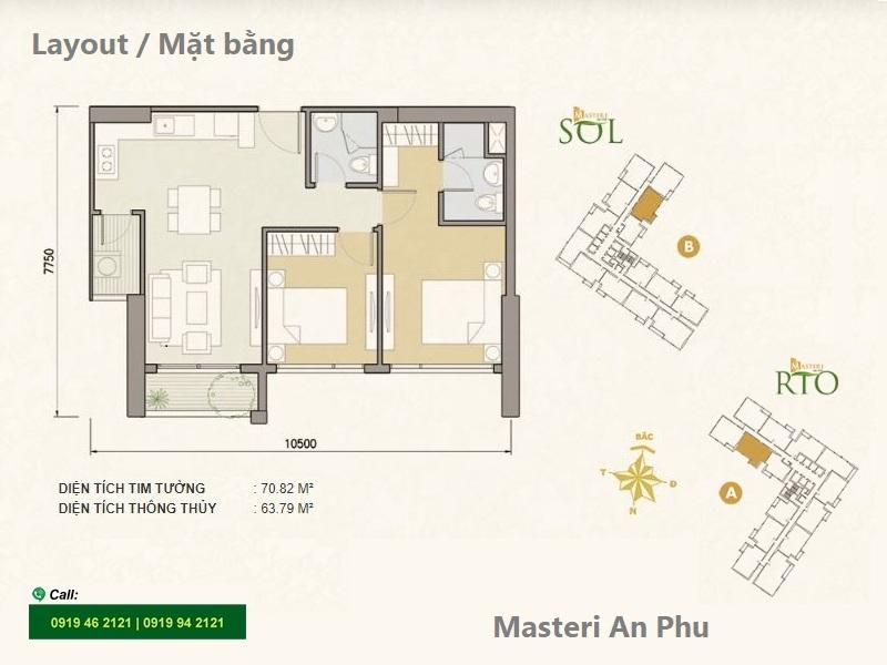 Masteri-an-phu-layout-mat-bang-2pn-71m2