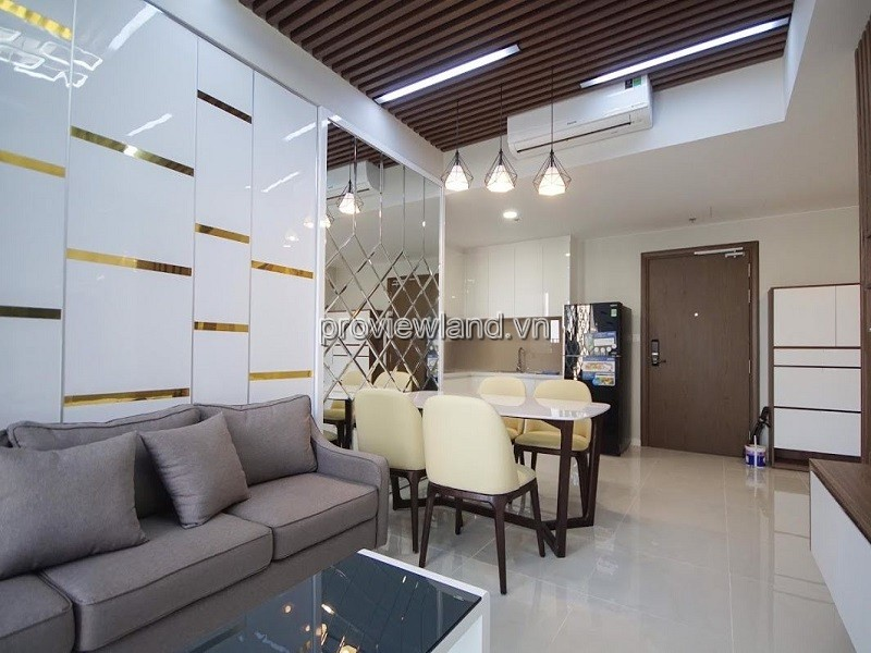 For rent apartment with 2 bedrooms low for full furnished in Master An Phu