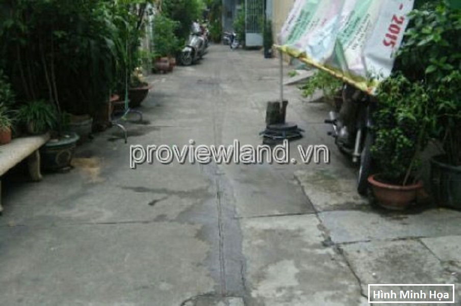 House for sale in District 1, frontage Le Thanh Ton, area 110m2, 4 floors