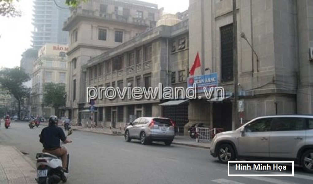 House for sale in Thai Thai Lung Street, Ben Nghe, District 1, 5x30m, 4 floors