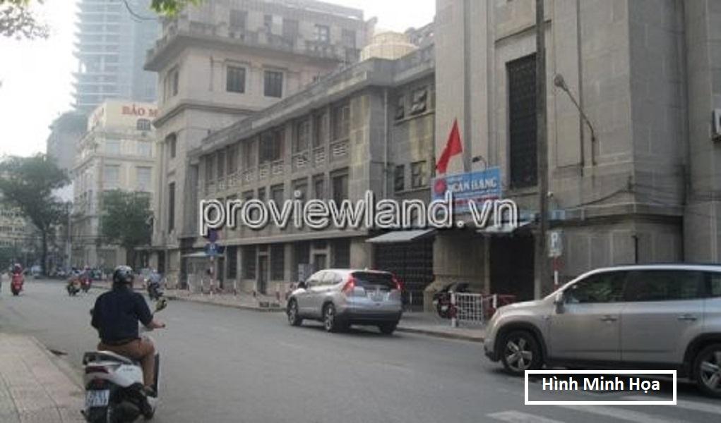 Bán gấp nhà đường Thái Văn Lung, Bến Nghé, Q1, 5x30m2, 4 tầng