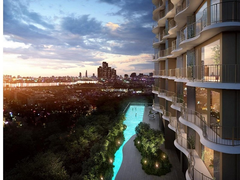 Waterina Suites bán căn hộ 3 phòng ngủ cao cấp nhận nhà ngay khi thanh toán 50% còn lại TT đến 03/2022