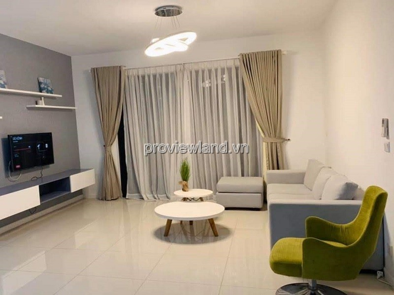 Apartment 2-bedrooms fully furnished in Estella Heights District 2 for rent