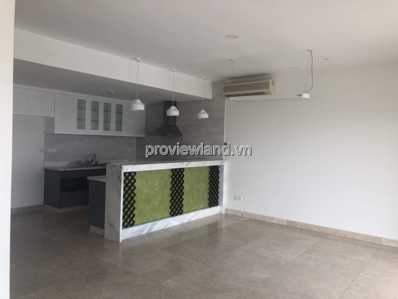 Duplex River Garden Thao Dien apartment for sale with 5 bedrooms river view