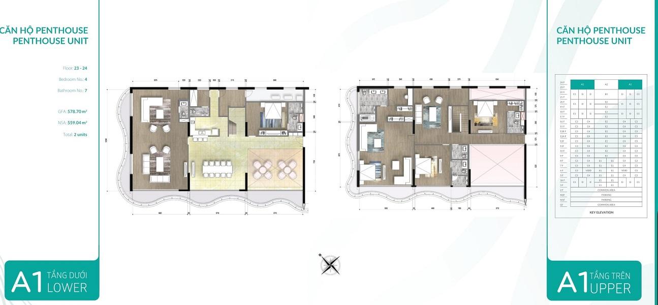mat-bang-penthouse-waterina-suites-567m2