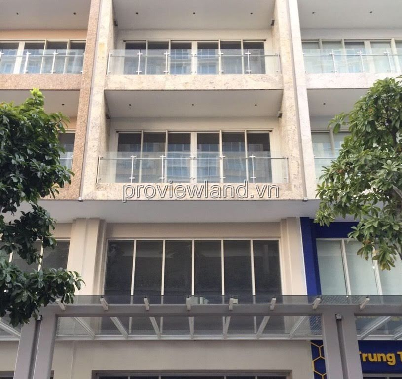 Shophouse Sari Town 7x21m for sale 4 floors + attic