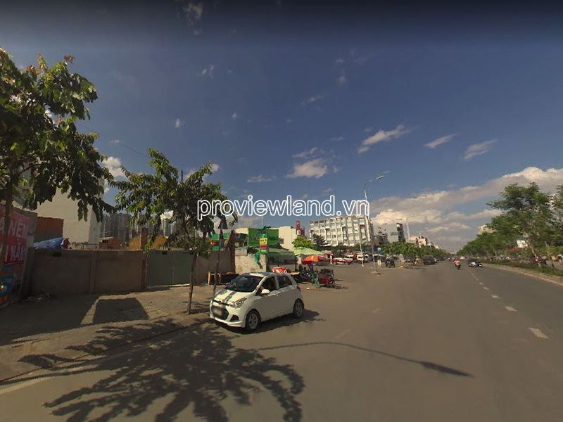 Land for sale on Tran Nao District 2 with corner 2 facades nice location