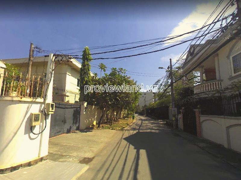 Land for sale on Street 46 Thao Dien District 2 area 10x21m South direction