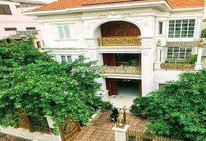 Ban biet thu trung tam SG Tan Binh 365m2