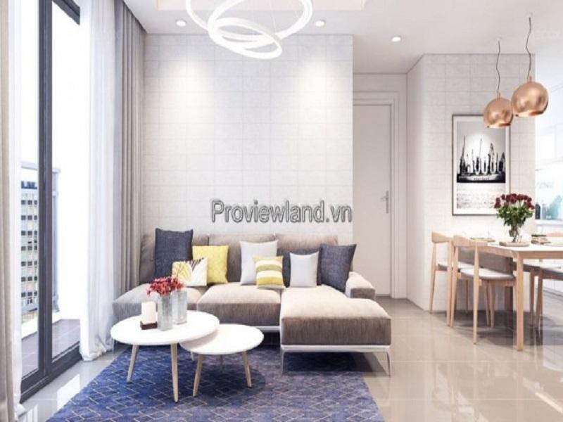 Feliz en Vista căn góc cần bán căn hộ 2 phòng ngủ tầng cao tháp C