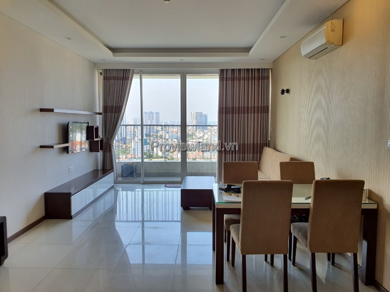 Apartment for sale with 2 bedroom tower B in Thao Dien Pearl