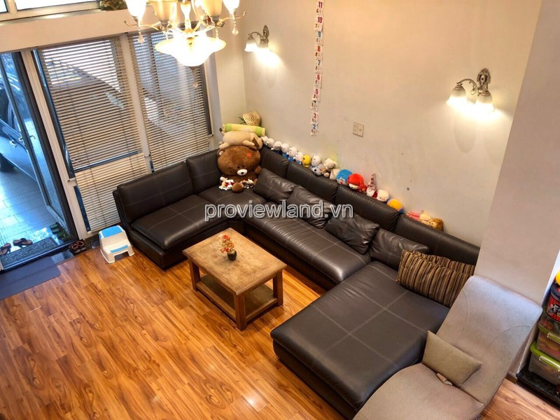 Townhouse for sale An Phu An Khanh with 5x21m with 5BRs