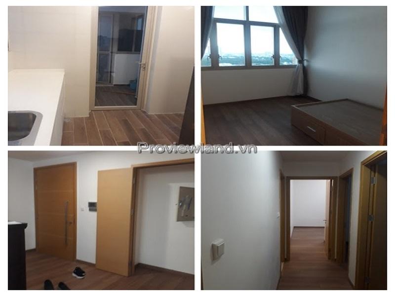 Căn hộ cho thuê The Vista tại quận 2  gồm 3 phòng ngủ căn góc view City tại tháp T1