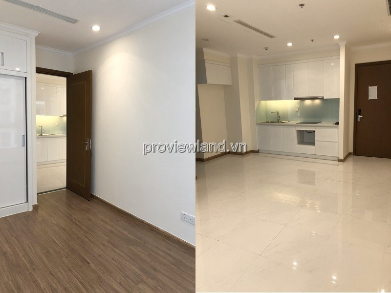 Vinhomes Central Park apartment in Landmark 4 Tower 2 bedrooms basic furniture for rent