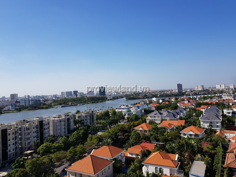 Hoang Anh river view apartment 4 bedrooms C tower sells with reasonable price
