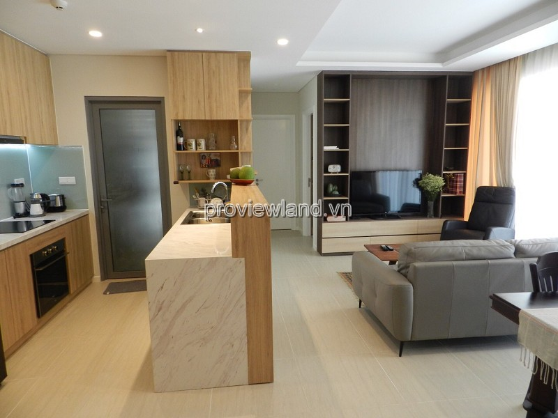 For rent Diamond Island apartment in Bora Bora tower good price 2 bedrooms handing furniture