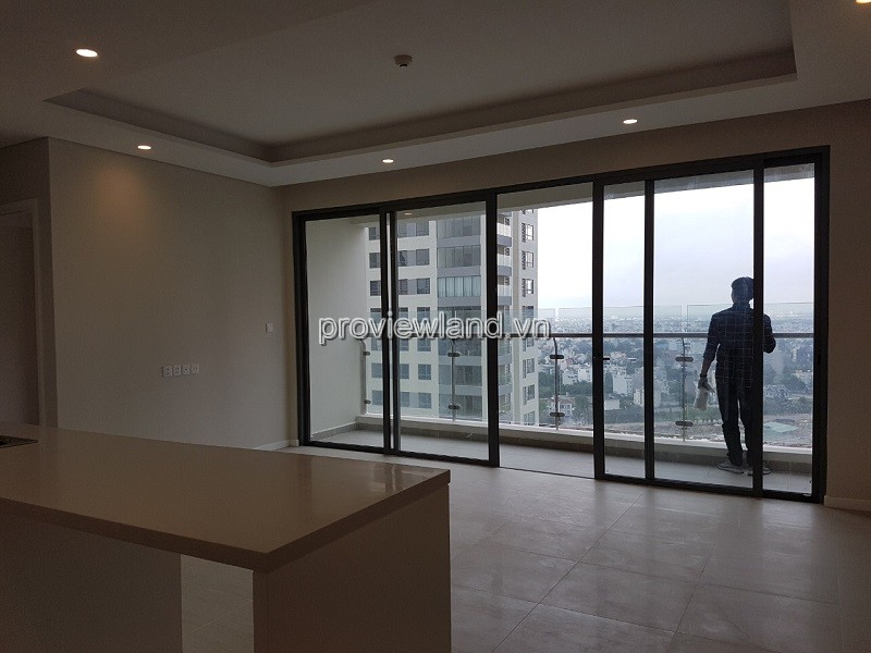 Rent apartment 2-bedrooms with pool view of Diamond Island project