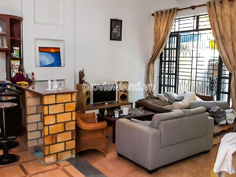 Townhouse for rent in Thao Dien District 2 Truc Duong area 10x11m