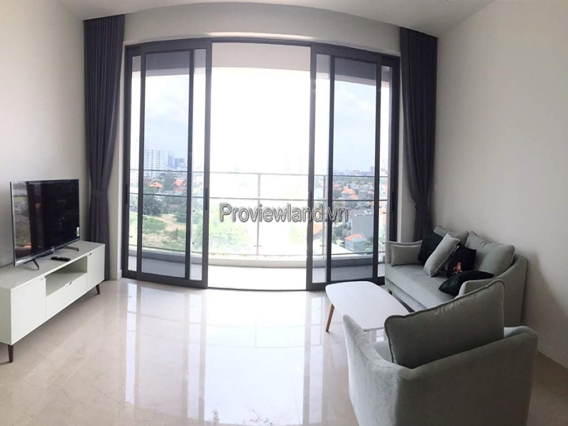 Selling luxury apartments at The Nassim with 3 bedrooms river view