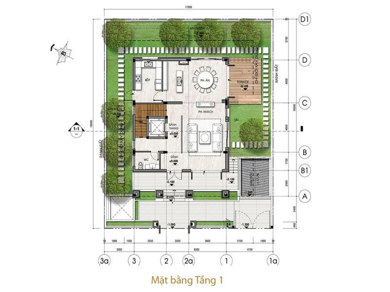 Sala-Villa-Biet-thu-331m2-mat-bang-tang-1