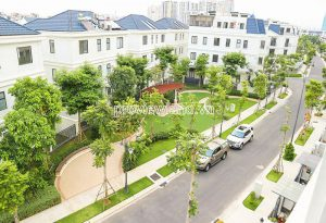 Can ban Nha pho Lakeview City Quan 2 DT 5x20m