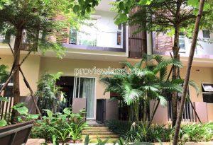 Ban Nha pho 2 can lien ke palm residence