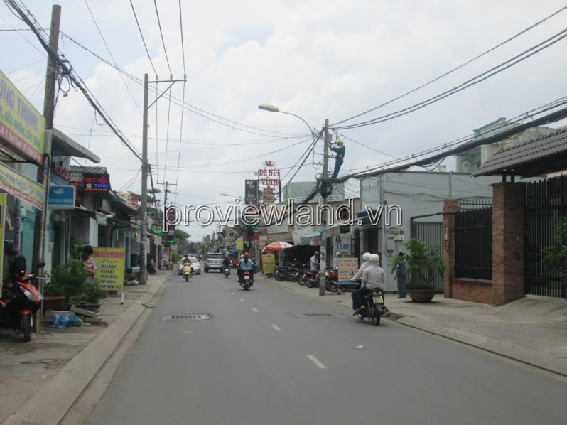 House for sale in Binh Thanh District, Binh Quoi street with an area of 860m2 2 floors
