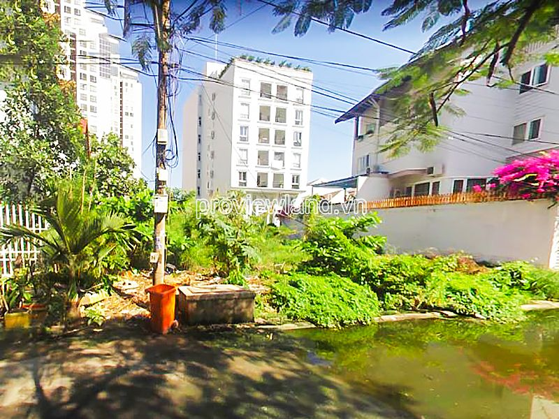 Land for sale in Thao Dien Compound Nguyen Van Huong D2 with area 471m2