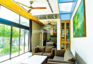 Cho thue Biet thu villa moi xay tai Thao Dien