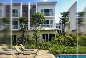 Cho thue Nha pho Palm Residence Q2