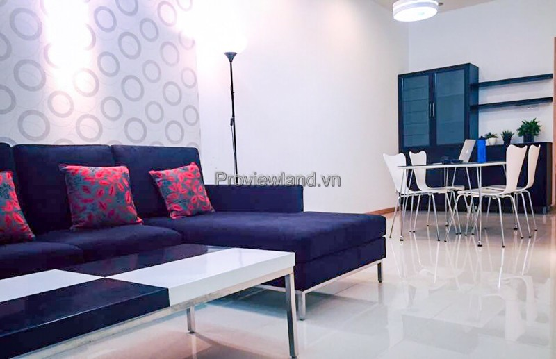 Saigon Pearl apartment for rent Shapire1 tower with 3 bedrooms