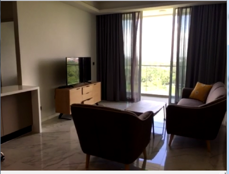 Sala Sarica low floor apartment for rent with 3 bedrooms