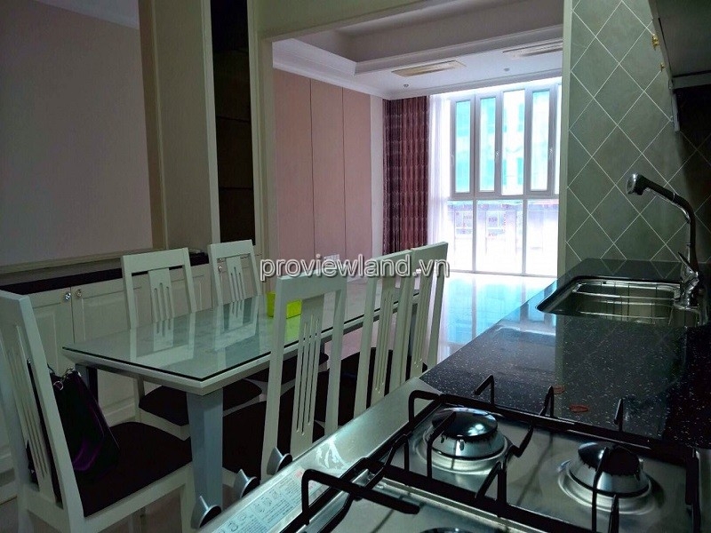Buy apartment Imperia An Phu B2 tower low floor 3 bedrooms with basic furniture