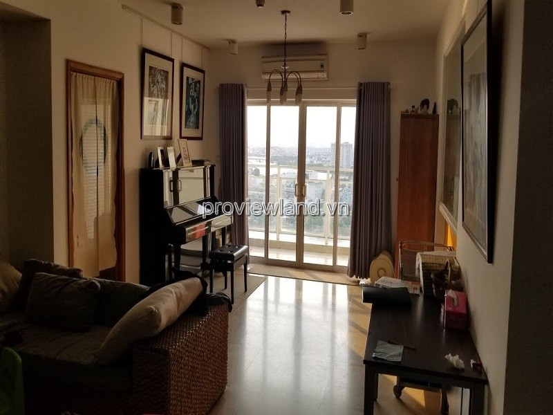 River Garden apartment with 4 bedrooms high class furniture on middle floor for rent