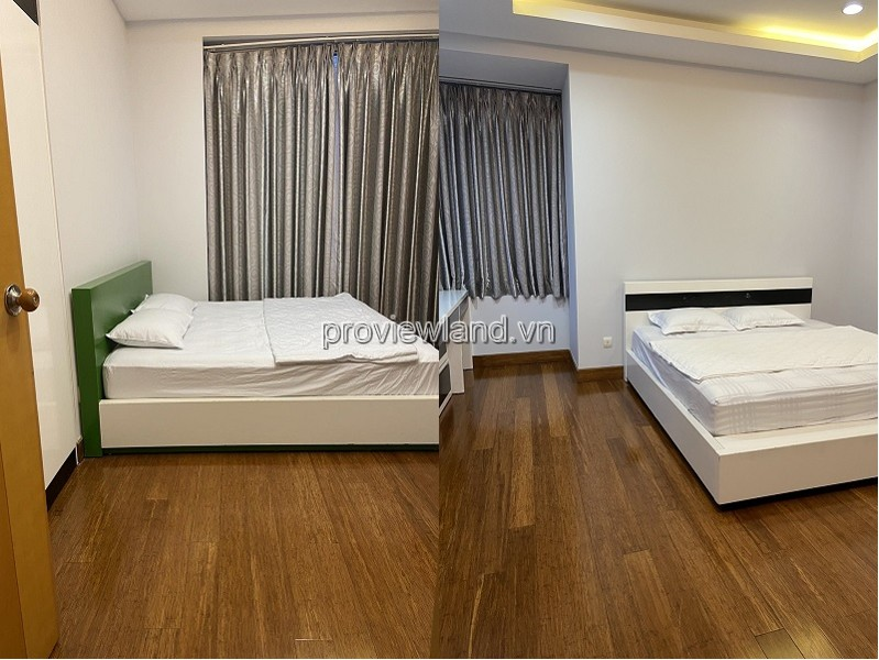 Saigon Pearl apartment for sale nice furniture exquisite design 3 bedroom on the lower floor