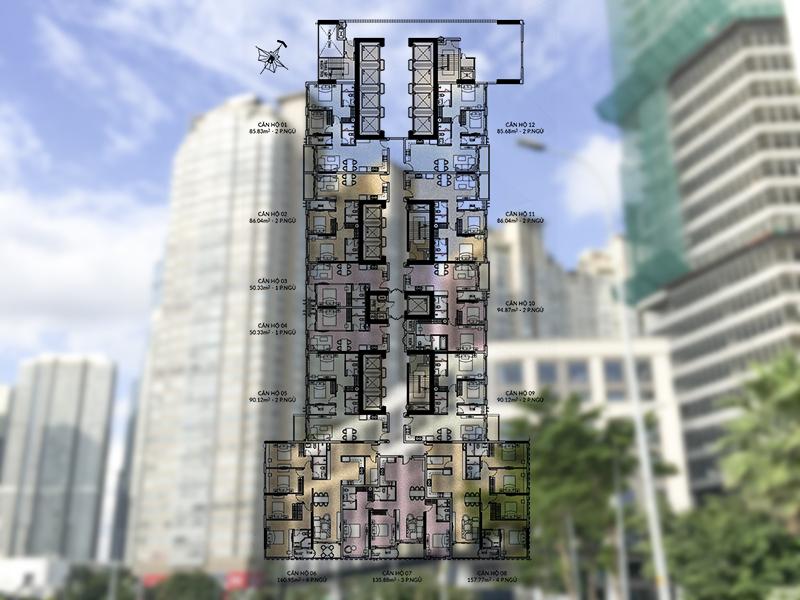 Saigon-Pearl-mat-bang-layout-Opal