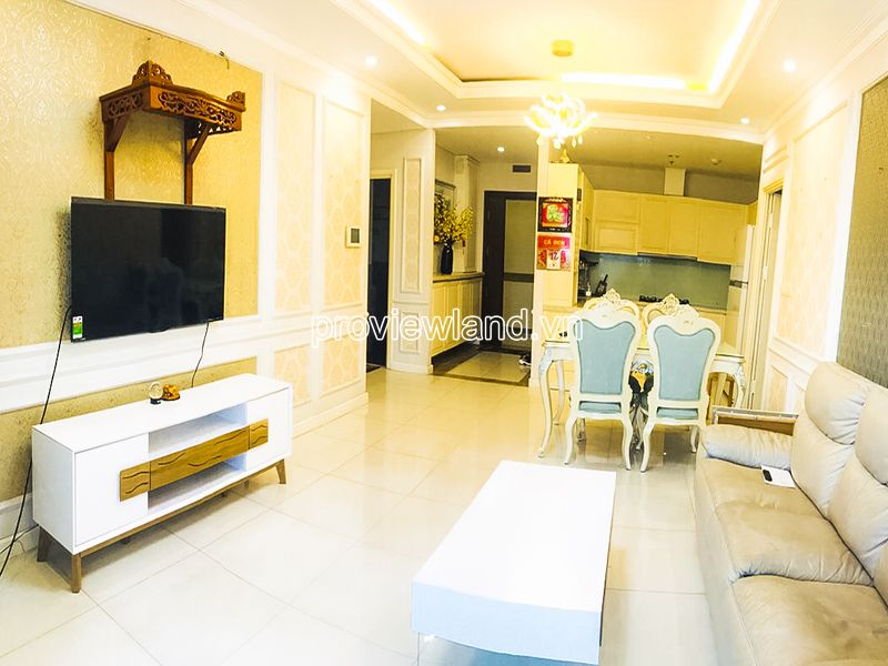 Need for sale apartment 2 bedrooms low floor of Thao Dien Pearl with area 106m2