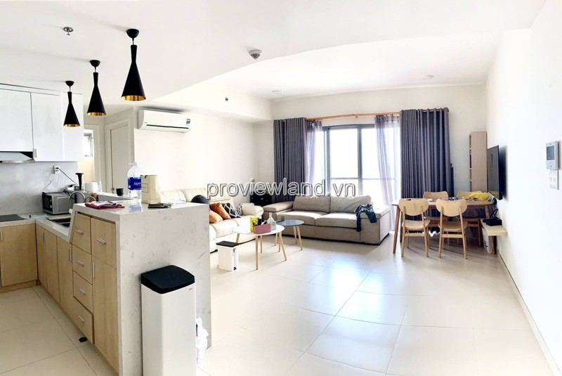 Masteri Thao Dien apartment high floor T5 tower beautiful interior