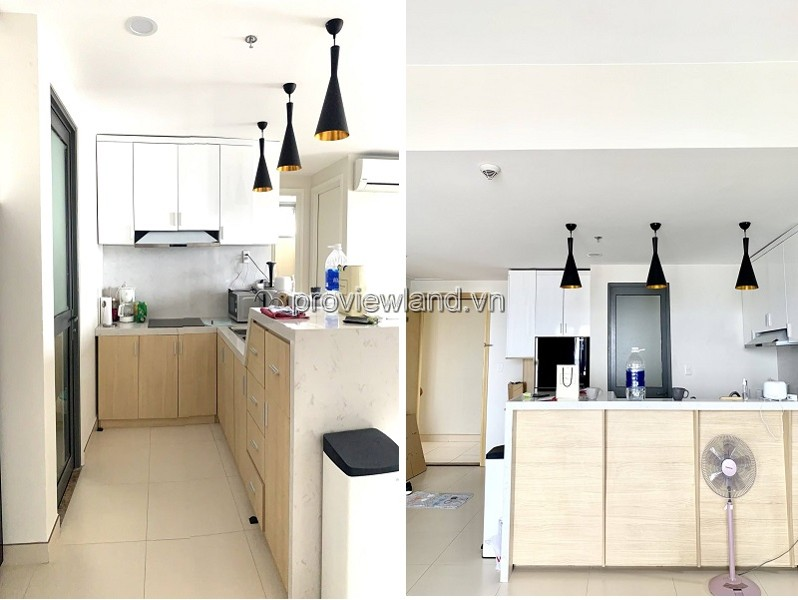 Masteri Thao Dien sells a beautiful fully furnished 3 bedroom apartment