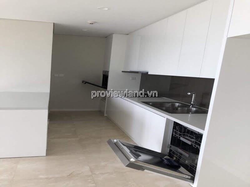Diamond Island bán căn hộ 2 phòng ngủ tầng trung tháp Maldives, nội thất cơ bản