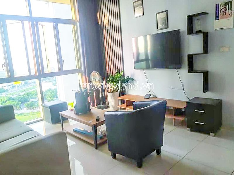 The Vista An Phu apartment for rent with 3 bedrooms middle floor block T3